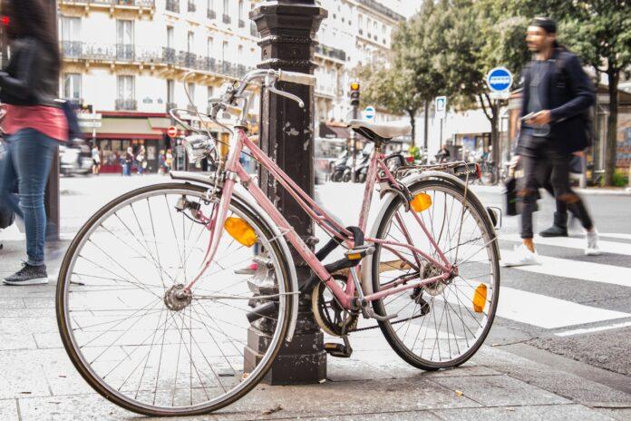 paris-cykel